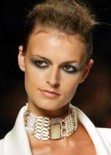 Emanuel Ungaro Fall 2003 Haute Couture Detail 0003