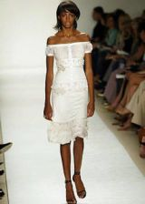 Badgley Mischka Spring 2004 Ready-to-Wear Collections 0003