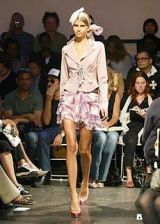 Diane von Furstenberg Spring 2004 Ready-to-Wear Collections 0002