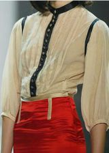 Catherine Malandrino Spring 2004 Ready-to-Wear Detail 0002