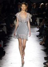 Zac Posen Spring 2004 Ready-to-Wear Collections 0003