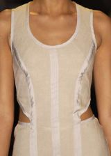 Narciso Rodriguez Spring 2004 Ready-to-Wear Detail 0002