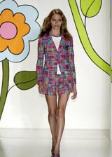Nanette Lepore Spring 2004 Ready-to-Wear Collections 0003