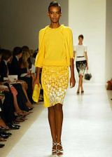 Oscar de la Renta Spring 2004 Ready-to-Wear Collections 0002