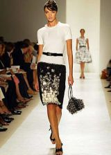 Oscar de la Renta Spring 2004 Ready-to-Wear Collections 0003