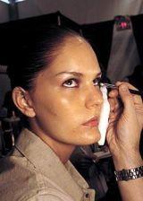 Bill Bla Spring 2004 Ready-to-Wear Backstage 0002