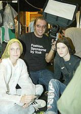 Gibo Spring 2004 Ready-to-Wear Backstage 0003