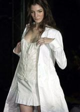 Katherine Hamnett Spring 2004 Ready-to-Wear Collections 0003