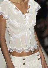 Nicole Miller Spring 2004 Ready-to-Wear Detail 0002