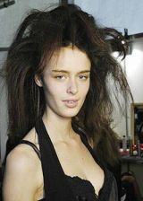 Just Cavalli Spring 2004 Ready-to-Wear Backstage 0002
