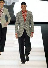 Giorgio Armani Spring 2004 Ready&#45&#x3B;to&#45&#x3B;Wear Collections 0002