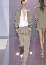 Cerruti Spring 2004 Ready-to-Wear Collections 0002