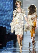 Roberto Cavalli Spring 2004 Ready-to-Wear Collections 0002