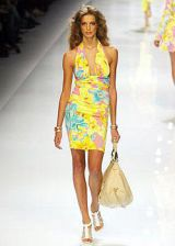 Versace Spring 2004 Ready&#45&#x3B;to&#45&#x3B;Wear Collections 0003