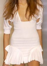Byblos Spring 2004 Ready-to-Wear Detail 0003