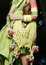 Antonio Berardi Spring 2004 Ready&#45&#x3B;to&#45&#x3B;Wear Detail 0004