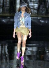Just Cavalli Spring 2004 Ready&#45&#x3B;to&#45&#x3B;Wear Collections 0002