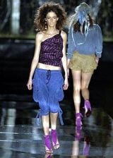Just Cavalli Spring 2004 Ready-to-Wear Collections 0004