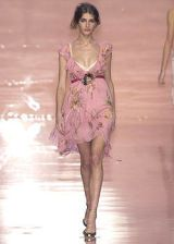 Blumarine Spring 2004 Ready-to-Wear Collections 0002