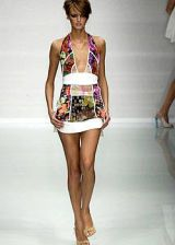 Byblos Spring 2004 Ready-to-Wear Collections 0002