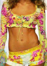 Versace Spring 2004 Ready&#45&#x3B;to&#45&#x3B;Wear Detail 0003