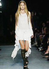 Ann Demeulemeester Spring 2004 Ready-to-Wear Collections 0003