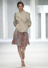 Cacharel Spring 2004 Ready-to-Wear Collections 0002