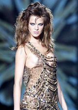 Roberto Cavalli Spring 2004 Ready-to-Wear Detail 0003