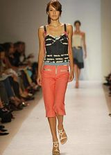 BCBG Spring 2004 Ready-to-Wear Collections 0003