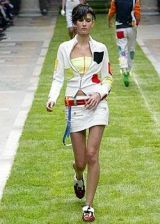 JeanCharles de Castelbajac Spring 2004 Ready-to-Wear Collections 0002
