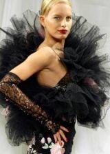 Emanuel Ungaro Spring 2004 Haute Couture Detail 0002