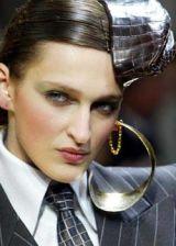 JeanLouis Scherrer Spring 2004 Haute Couture Detail 0002