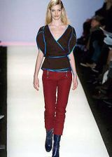 BCBG Fall 2004 Ready-to-Wear Collections 0002