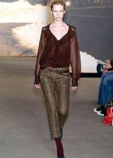 DKNY Fall 2004 Ready-to-Wear Collections 0003