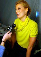 Carolina Herrera Fall 2004 Ready-to-Wear Backstage 0002