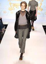 Nanette Lepore Fall 2004 Ready-to-Wear Collections 0003