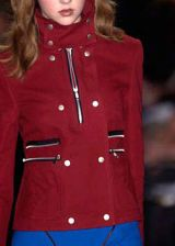 BCBG Fall 2004 Ready-to-Wear Detail 0002