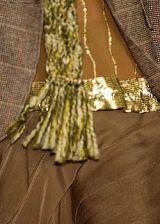 DKNY Fall 2004 Ready-to-Wear Detail 0003