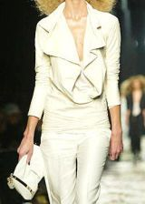 YSL Rive Gauche Spring 2004 Ready-to-Wear Detail 0002