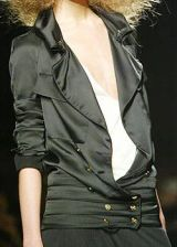 YSL Rive Gauche Spring 2004 Ready-to-Wear Detail 0003