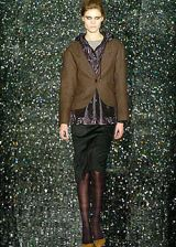 Proenza Schouler Fall 2004 Ready-to-Wear Collections 0003