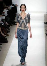 Badgley Mischka Fall 2004 Ready-to-Wear Collections 0003