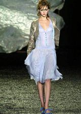 Zac Posen Fall 2004 Ready-to-Wear Collections 0002