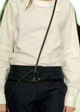 Jens Laugesen Fall 2004 Ready-to-Wear Detail 0002