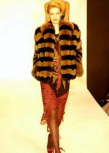 Nicole Miller Fall 2004 Ready-to-Wear Collections 0003