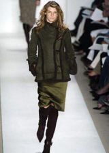 Oscar de la Renta Fall 2004 Ready-to-Wear Collections 0002