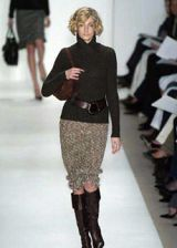 Oscar de la Renta Fall 2004 Ready-to-Wear Collections 0003