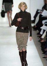 Oscar de la Renta Fall 2004 Ready-to-Wear Collections 0003