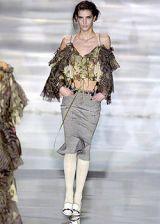 Antonio Berardi Fall 2004 Ready-to-Wear Collections 0003