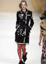 Clements Ribeiro Fall 2004 Ready-to-Wear Collections 0002